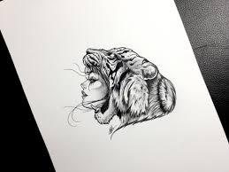 Antoniettaarnonearts On Twitter Eye Of The Tiger Tattoo Sketch