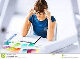 Designer Stock Photo Stressed Interior Designer Stock Photo Image Of Home 33506344