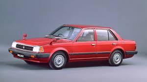 Honda Ballade '1982–83 - YouTube