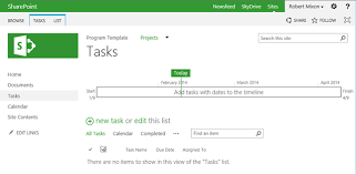 task management template sharepoint 2013 task management bob mixon s musings