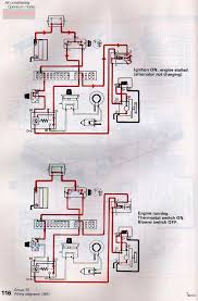 volvo 240 ac notes following are wiring diagrams from an 85 ac book