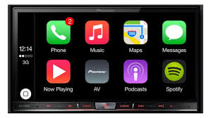pioneer apple carplay. apple carplay review - hands-on with the pioneer avic-f60dab carplay o