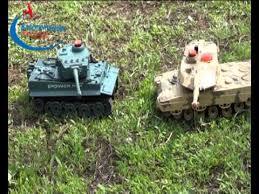 Игрушка <b>радиоуправляемый Танковый бой</b> 508-10 - YouTube
