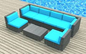 blue outdoor cushion patio cushions furniture pillow diy chair furn