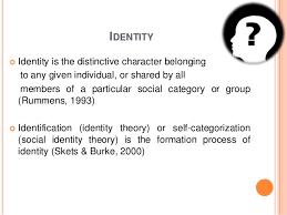 exploring identities of bengali n women in jhumpa lahiri s the 6 identity iuml130cent identity is the