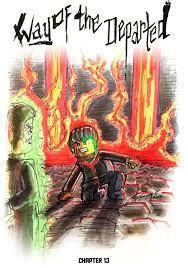Way of the Departed - Chapter 13 << I WANT TO READ THIS SO BAD!!! | Ninjago  memes, Lego ninjago, Ninjago