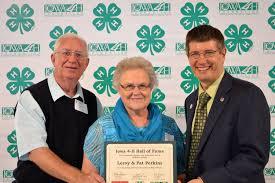 2015 Wayne County- Leroy and Pat Perkins