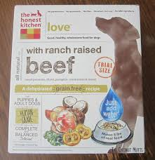 Review The Honest Kitchen Dog Food The Chesnut Mutts - Honest kitchen dog food