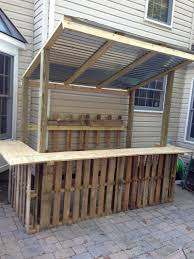 Bar Made Out Of Pallets K 1 4 Che Diy Pallet Bars O Page Of O Diy Wood Pallet Projects