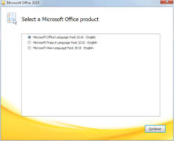 Ms Office 2010 Ppt Templates Installing Microsoft Office Language Pack 2010
