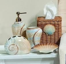bathroom decor accessories. Full Size Of Seashell Themed Bathroom Decor Set Ideas Inspiring Decorating Accessories And With Seashells Cool E