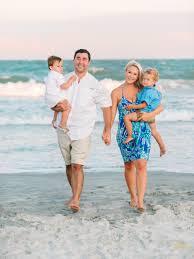 Beach Family Photos Family Photographer In Myrtle Beach The Williams