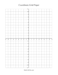 Coordinate Graph Paper Pdf Fordhamitac Org