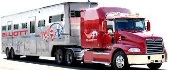 Horse Shipping Quotes Mesmerizing ELLIOTT EQUINE TRANSPORT USCANADA