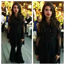 Black Frock Design 2018 Black Party Wear Frock Designs For Girls Fashioneven