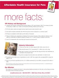 over 2 000 companies nationwide offer vpi pet insurance to their employees as a voluntary benefit