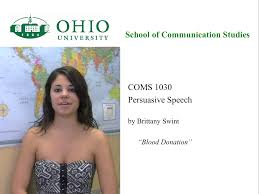 public speaking course coms school of communication studies examples of student speeches