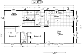 the biscayne model has 3 beds and 2 baths this 1120 square foot double wide home is available for delivery in florida alabama georgia