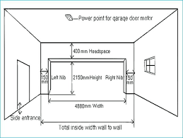 2 car garage door dimensions width door typical modern shaker style kitchen cabinets single garage door size 2 car garage door length