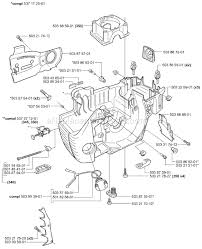 husqvarna 350 parts list and diagram 2001 09 click to expand
