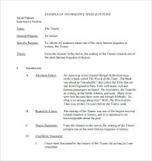 Example Of Attention Getters For Essays Informative Essays Examples Good Introduction Essay Example