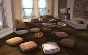 Mesmerizing Modern Floor Cushion Sofa Pics Design Inspiration ...