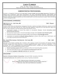 Resume Template Doc Best Canadian Resume Template Resume Template Administrative Assistant