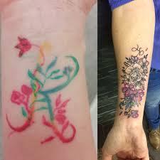 Oprava Tetování Když Nejste Spokojeni Tak To Změňte