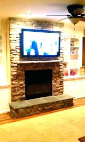 install tv on fireplace wall wll mount