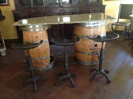 whiskey barrel table diy gallery of used wine barrel furniture with whiskey barrel uses whiskey barrel end table diy