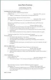 Sample Resume Substitute Teacher Substitute School Teacher Resume