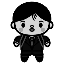 かわいい小学生の男の子の無料イラスト商用フリー オイデ43