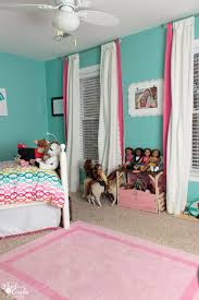 Bedroom Ideas For Teenage Girls Teal And Pink Cute Pinterest Love This Cute Tween Girls Bedroom So Many Diy Projects And Organization Ideas For Decorating The Teal Blue Paint Color Pretty Cute Bedroom Ideas Projects Tween Girls Rooms Room