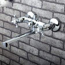old bathtub faucets wall mounted long spout old bathtub faucet delta bathtub faucets home depot