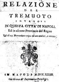 Risultati immagini per terremoto irpinia 1732