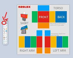 How To Create A Shirt On Roblox Roblox Create A Shirt Zlatan Fontanacountryinn Com