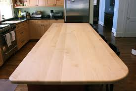 species hard maple construction style plank thickness 1 1 4 finish rubio monocoat edge profile 1 2 round over