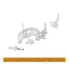 Chrysler Oem Tpms Tire Pressure Monitor Module Rivet 6036456aa