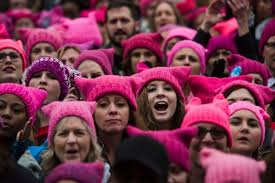 Image result for public domain images women's march hats