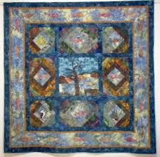 Gone Fishing Quilt Pattern - Maggie Robertson Design & Gone Fishing Quilt Pattern Adamdwight.com