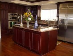 cherry kitchen cabinets black granite. kitchen cabinets cherry cabinet moulding alluring and granite black