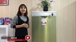 Cách sử dụng máy rửa bát Bosch SMS25CI01E - Elegant Luxury - YouTube