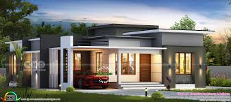 1221 Design Low Cost Home 1221 Square Feet Kerala House Design House
