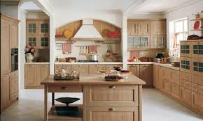 u shaped solid knotty pine wood kitchen cabinets country cottage kitchen cabinets bar stool in bar