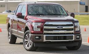 2017 Ford F-150 3.5L V-6 EcoBoost 10-Speed First Drive – ...