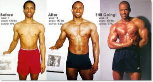 gain weight and build muscle m