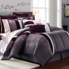 plum bedding sets king bedding purple and grays purple bedding sets double
