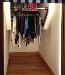 Revolving Coat Rack Vertical revolving clothes for closet Great Idea for understairs 19