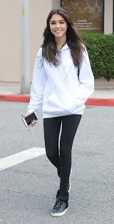 madison beer cute outfit out in los angeles 6 14 2016