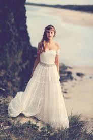 vintage bohemian wedding dresses 1970s hippie bohemian bridal